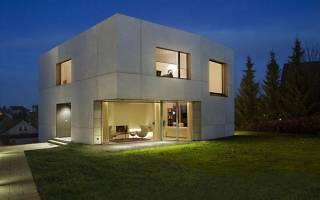 Плиты для строительства панельных домов
