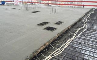 Как греть бетон сварочным аппаратом