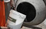 Время застывания бетона в зависимости от температуры