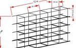 Количество арматуры на 1 м3 бетона фундамента