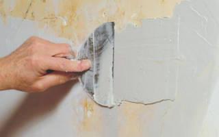 Как правильно шпаклевать бетонные стены