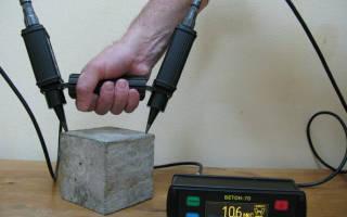 Время набора прочности бетона от температуры