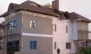 Сколько стоит работа по утеплению стен пенопластом