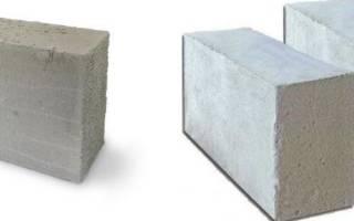 Чем отличается газосиликатный блок от газобетонного блока