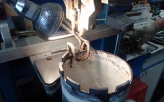 Восстановление алмазных коронок для сверления бетона