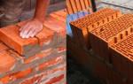 Кирпич или керамический блок что лучше