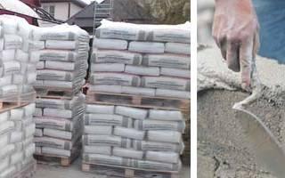 Быстротвердеющий цемент время схватывания
