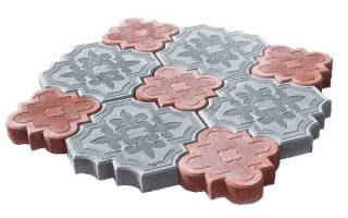 Пропорции бетона для тротуарной плитки таблица