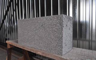 Полистиролбетонные блоки характеристики