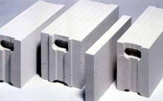 Виды строительных блоков и их отличия