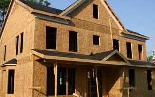Можно ли обшить деревянный дом ОСБ