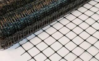 Сетка для заливки пола бетоном