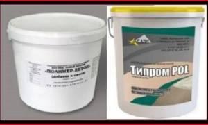 Что сделать чтобы не пылил бетонный пол