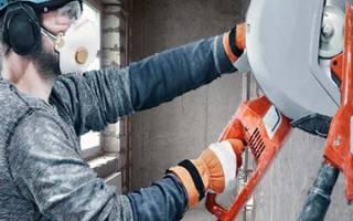 Чем увеличить дверной проем в бетоне
