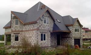 Устройство деревянных перекрытий в доме из пеноблоков